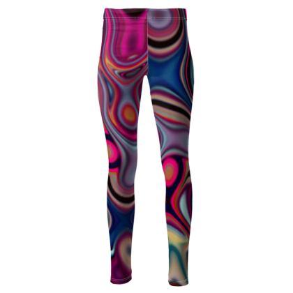 High Waisted Leggings Fashion Circles 2