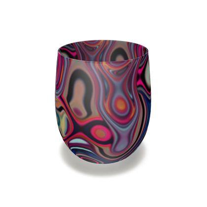 Water Glass Fashion Circles 2