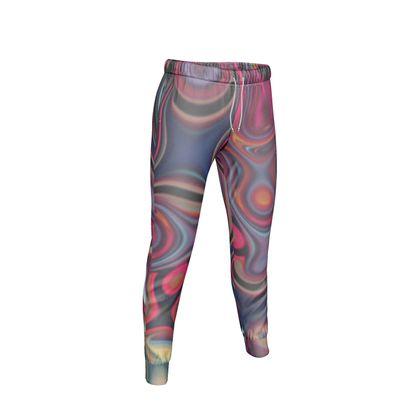 Womens Jogging Bottoms Fashion Circle 2