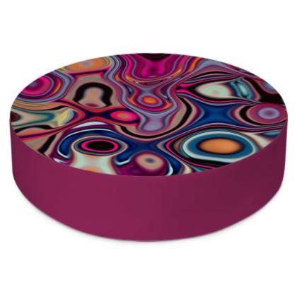 Round Floor Cushions Fashion Circle 2