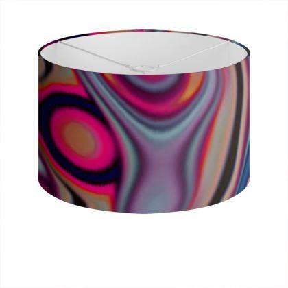 Drum Lamp Shade Fashion Design