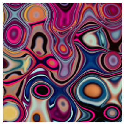 Cup And Saucer Fashion Circle 2