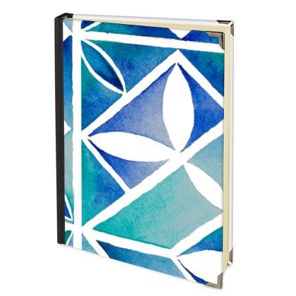 Blue tile 2022 Diary