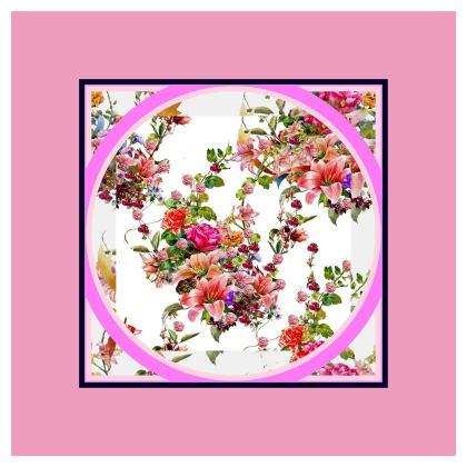 piatto per antipasto linea il giardino fiorito