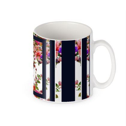 tazza collezione il giardino fiorito