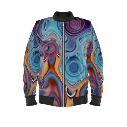 Mens Bomber Jacket Fashion Circle 3