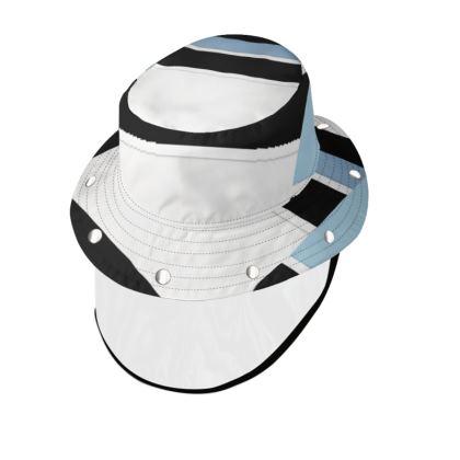 cappello con visiera sportivo elegante linea il mare dentro