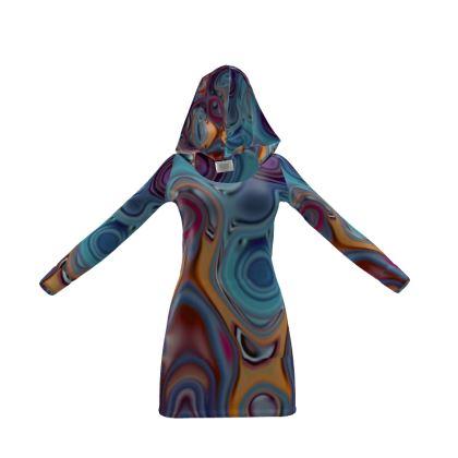 Hoody Dress Fashion Circles 3