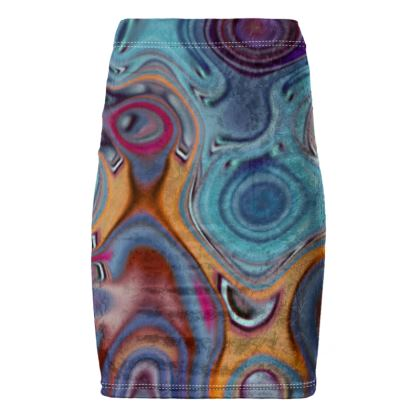 Pencil Skirt Fashion Circle 3