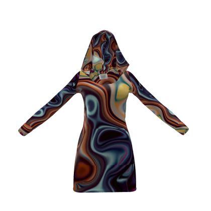 Hoody Dress Fashion Circles 4