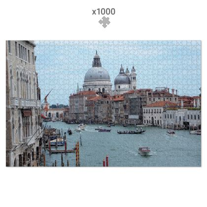 Jigsaw Puzzle Venice