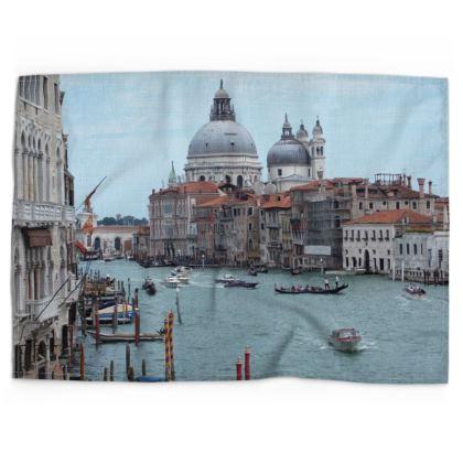 Tea Towel Venice Italy