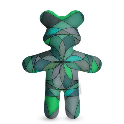 Teddy Bear - Jade spiral