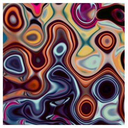 Ladies Tunic T Shirt Fashion Circles 4