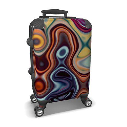 Suitcase Fashion Circle 4