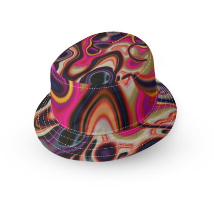 Bucket Hat Fashion Circle 5
