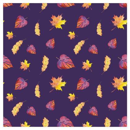 Purple Autumn deckchair
