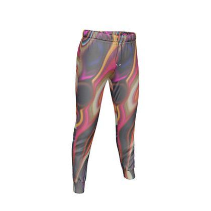 Womens Jogging Bottoms Fashion Circle 5