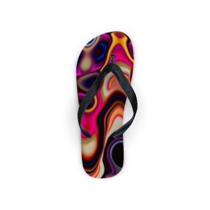 Flip Flops Fashion Circle 5