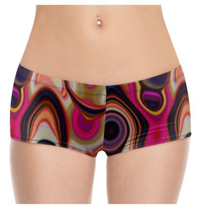 Hot Pants Fashion Circle 5