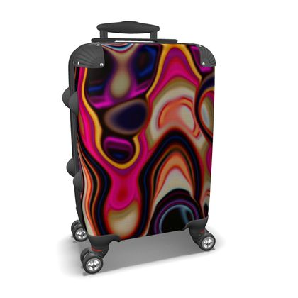 Suitcase Fashion Circle 5