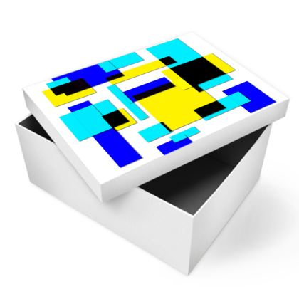 Photo Box - Bright Squares