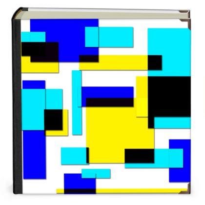 Photo Albums - Bright Squares