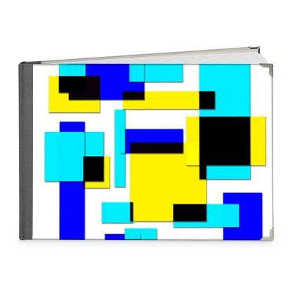 Photo Book A3 - Bright Squares
