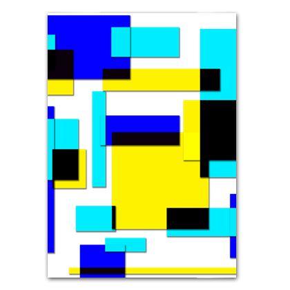 A4 Soft Photo Books - Bright Squares