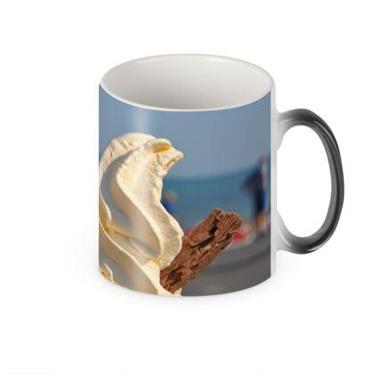 Heat Changing Mug - Ice Cream