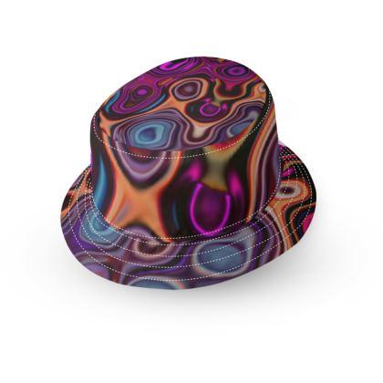 Bucket Hat Fashion Circle 6
