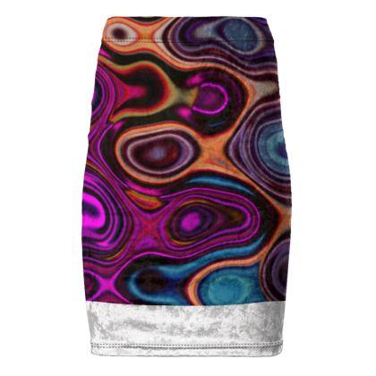 Pencil Skirt Fashion Circle 6