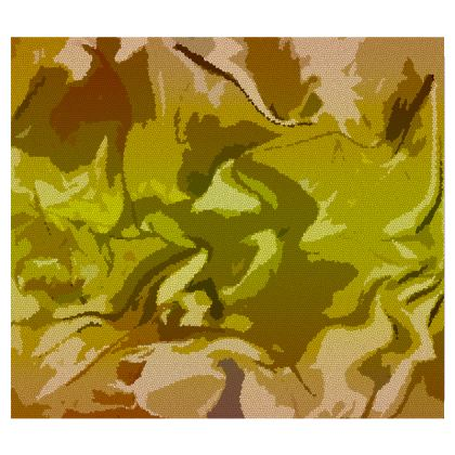 Espadrilles - Honeycomb Marble Abstract 3