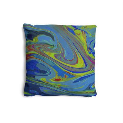 Pillows Set - Abstract Diesel Rainbow 3