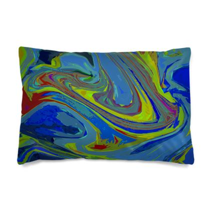 Pillow Cases Sizes - Abstract Diesel Rainbow 3