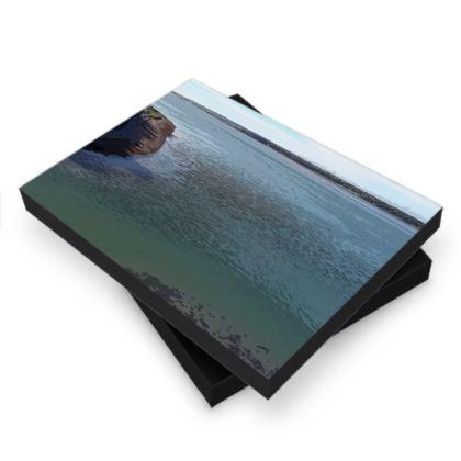 Photo Book Box - Welsh Ocean