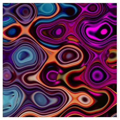 Ladies Tunic T Shirt Fashion Circles 6