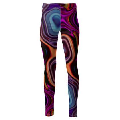 High Waisted Leggings Fashion Circles 6