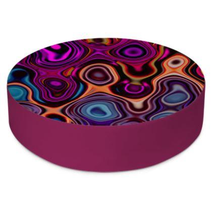 Round Floor Cushions Fashion Circle 1