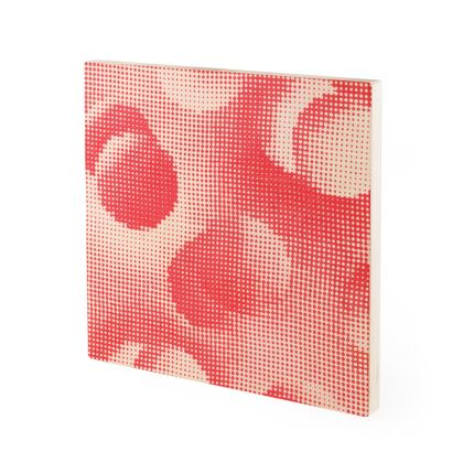 Wood Prints - Endleaves of Art. Taste. Beauty (1932) Remix