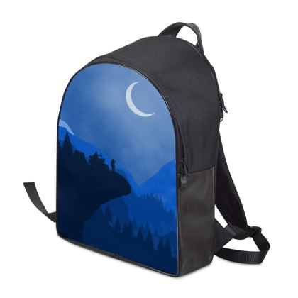 Backpack - Midnight Camping
