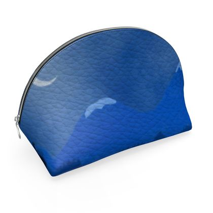 Shell Coin Purse - Midnight Camping