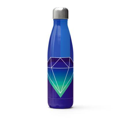 diamond thermal bottle