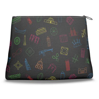 Little London Clutch Bag
