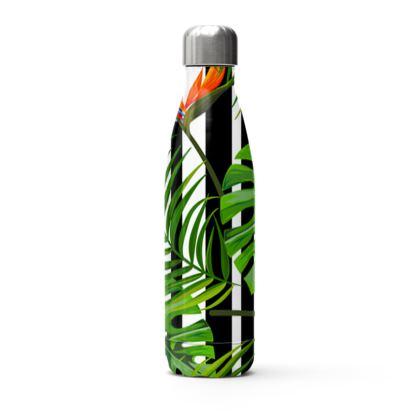 bird of paradise thermal bottle