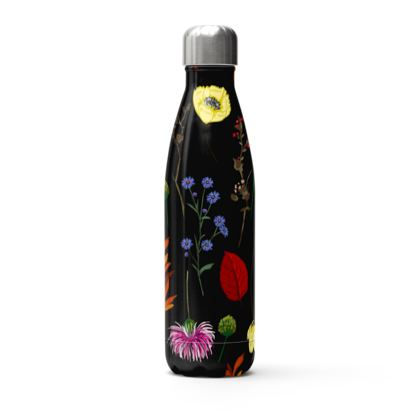 flowers b thermal bottle