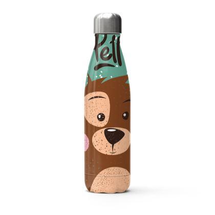 hello bear thermal bottle