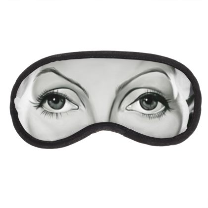 Greta Garbo Celebrity Caricature Eye Mask