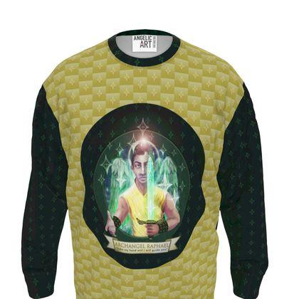 Archangel Raphael Sweatshirt
