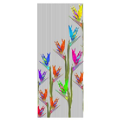 Birds of Paradise Deckchair